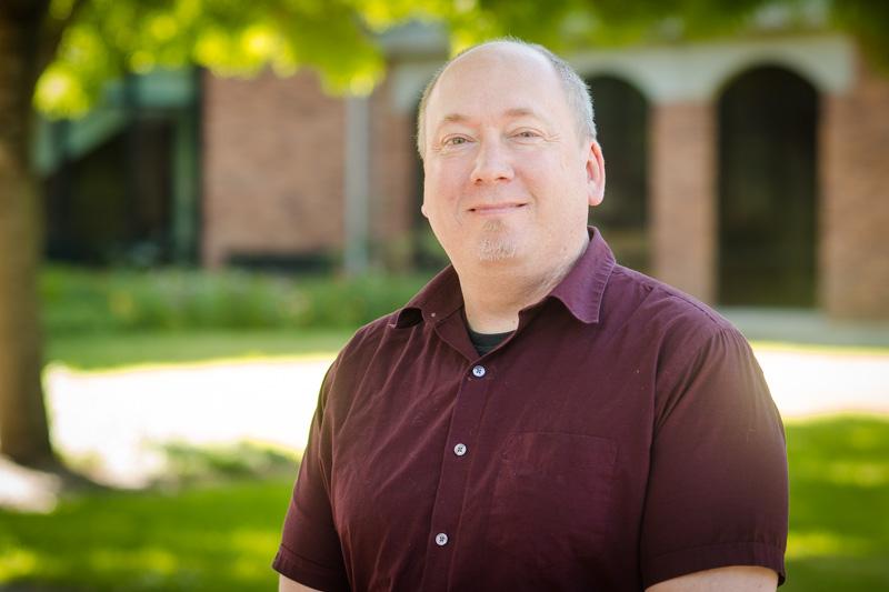 Photo of Gregg Wendland